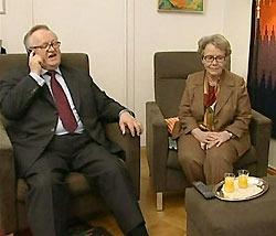 ノーベル平和賞:アハティサーリ前フィンランド大統領とランタサルミの深い関係