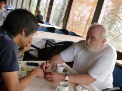 北欧ラップランド出張2011~3日目~(愛媛県 北欧住宅 フォレストクルーログハウス)