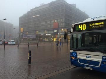 フィンランド出張 2013.11 ヘルシンキの街を歩く③
