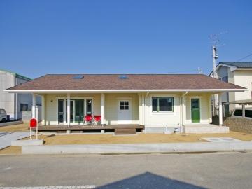 ログハウス建築コンテストに入賞! 日本ログハウス協会主催