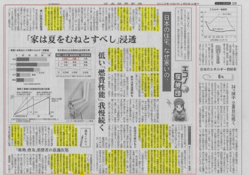 日本の住宅はなぜ寒いのか? 木製窓の健康・快適性・省エネ効果