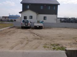 地盤調査&住み心地(愛媛県 西条市 北欧住宅 フォレストクルーログハウス)