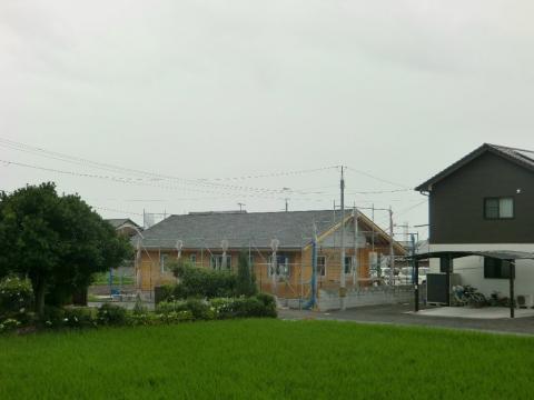 100坪の敷地に建つ平屋北欧住宅&住んでからの楽しみ(愛媛県西条市 フォレストクルーログハウス)