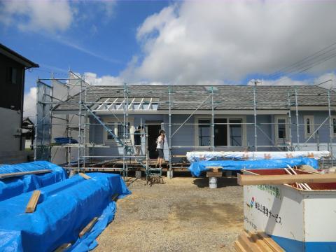 構造イベントのご報告(愛媛県 北欧平屋住宅 フォレストクルーログハウス)
