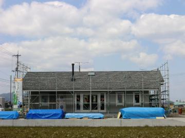 フォレストクルーのご提案する北欧住宅(愛媛県 西条市 北欧住宅)