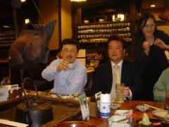 4月の東京出張(ランタサルミ販売戦略&新商品開発について)