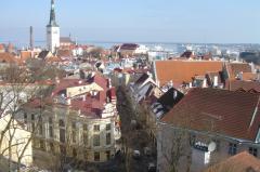 フィンランド ヘルシンキ観光日記09年3月(タリン~ヘルシンキへ移動)