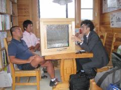 NEW 木製サッシの検討会 ~ログハウスや木の家に合うWindows&Doors~