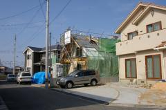 四国 香川県さぬき市志度町 ログハウス建築スタート④(香川初のランタサルミログハウス)