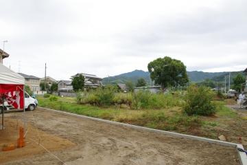 祝!地鎮祭 フィンランドログハウスが着工します。(愛媛県松山市)