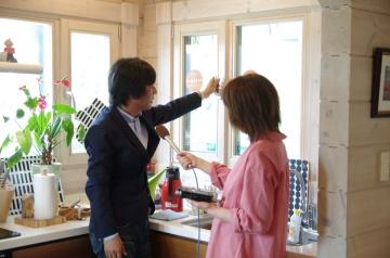 地元ラジオで紹介されました。~低炭素住宅 フィンランドログハウス/愛媛県~