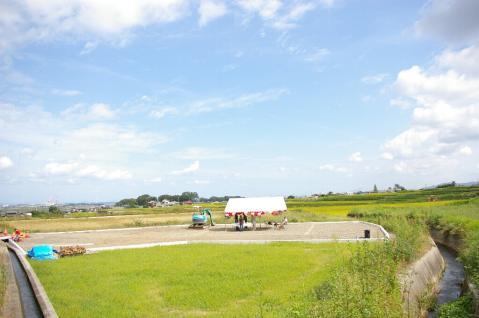 祝!地鎮祭 北欧住宅フィンランドログハウスが着工します! 愛媛県西条市