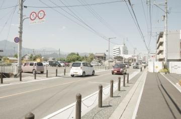 西条市にてログハウス新築工事開始 ~解体工事~