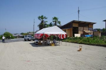 祝!地鎮祭 フィンランドログハウスが愛媛県新居浜で着工!