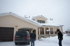 Finland旅行記2010 ~シルバーパインのKELOLOGHOUSEへ訪問 6日目~