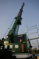 祝 三角の大屋根(ティンバーフレーム)が上棟しました! (愛媛県西条市)