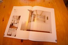 美しいキッチンのご提案(愛媛県 北欧住宅 フォレストクルーログハウス)
