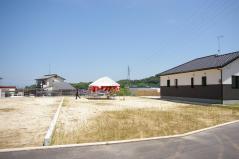 祝 地鎮祭 いよいよ着工です! 愛媛県松山市(ランタサルミログハウス)