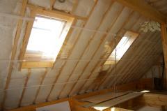 「北欧スタイル」ランタサルミログハウス~断熱材・塗装~ 伊予郡松前町エミフル近隣
