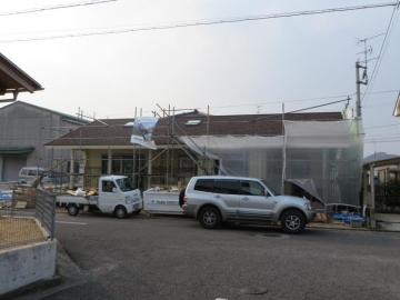 工事進捗状況と好きな物に囲まれる暮らし(香川県 引田町 北欧平屋住宅 フォレストクルーログハウス)