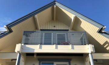 #愛媛県西条市 #北欧住宅 #フィンランドログハウス完成引き渡し #大屋根デザイン木の家