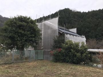 香川県ログハウスのリホーム、外壁の塗装メンテナンス、ログハウス専門会社の提案