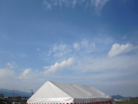祝 地鎮祭 木の家が着工します。(愛媛県西条市)