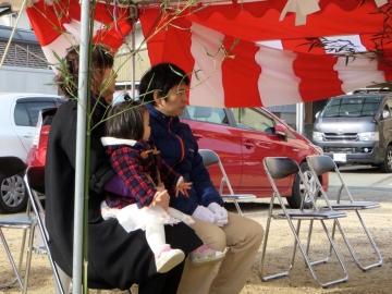 【祝!地鎮祭】徳島県初!となるフィンランドログハウスが着工致します。