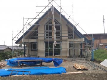 【2現場同時】北欧住宅フィンランドログハウス見学会開催