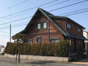 #ログハウスメンテナンス #ログハウス専門会社 #ログハウス塗装 #ウッドデッキメンテナンス #ログハウス防水対策 #愛媛、香川のログハウスメンテナンス
