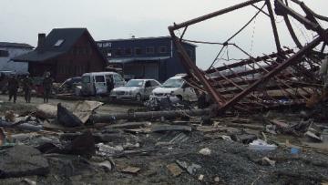 フィンランドログハウスはシェルター! 丸太組構法の耐震性(地震に強いログハウス)