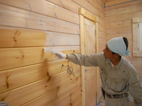 北欧フィンランドログハウス(平屋) ~Z-1と木造校舎 文化の街西予市宇和町~
