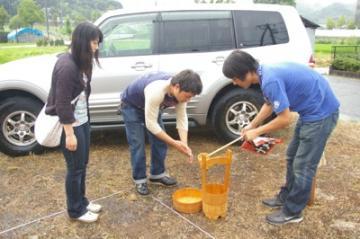 祝地鎮祭&着工(愛媛県 北欧平屋住宅 フォレストクルー)