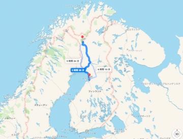 2014年9月フィンランド出張にて aurora !! オーロラ撮影に成功しました。