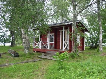 フィンランドサウナコテージ、小さなログハウスのご提案 (離れ、ログガレージ、ミニログ)