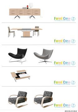 フィンランドで買い付ける北欧家具 オススメの北欧デザイン家具 ログハウスインテリア