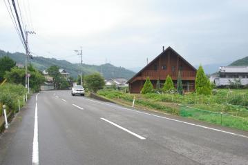 マシンカットログハウス売却情報(愛媛県東温市上林 フォレストクルー ログハウス)