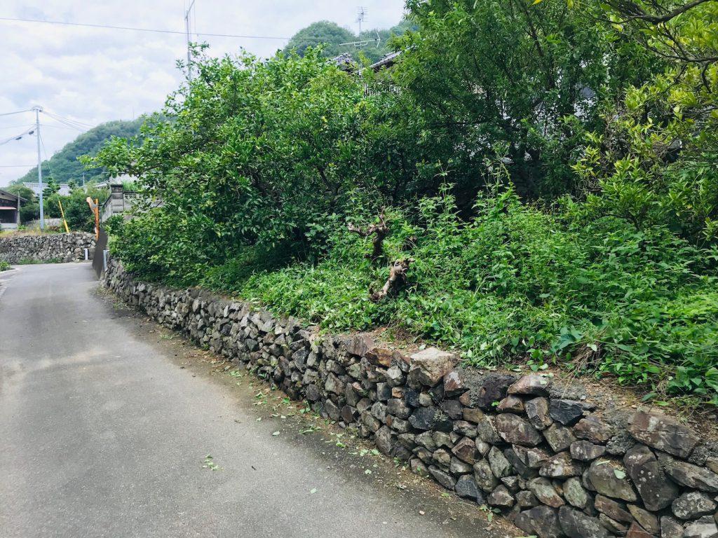 愛媛県 今治市大三島 ログハウス建築計画