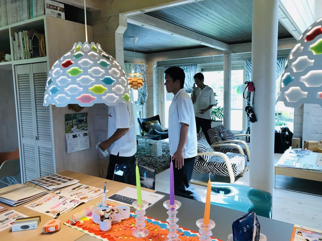 愛媛県立東温高校 夏休み課題 企業訪問