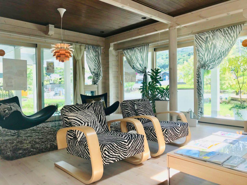 愛媛の北欧ログハウス 真夏の快適さを感激!鉄筋コンクリート自宅との違い
