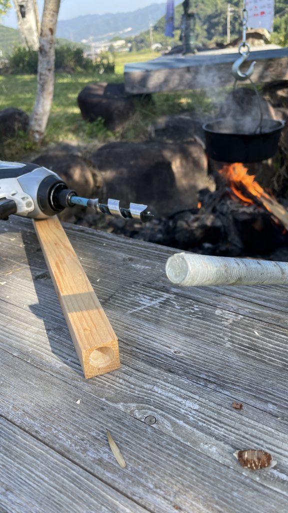 大人の火遊び 秋の焚き火を楽しむ!焚き火の便利グッズも。。。③